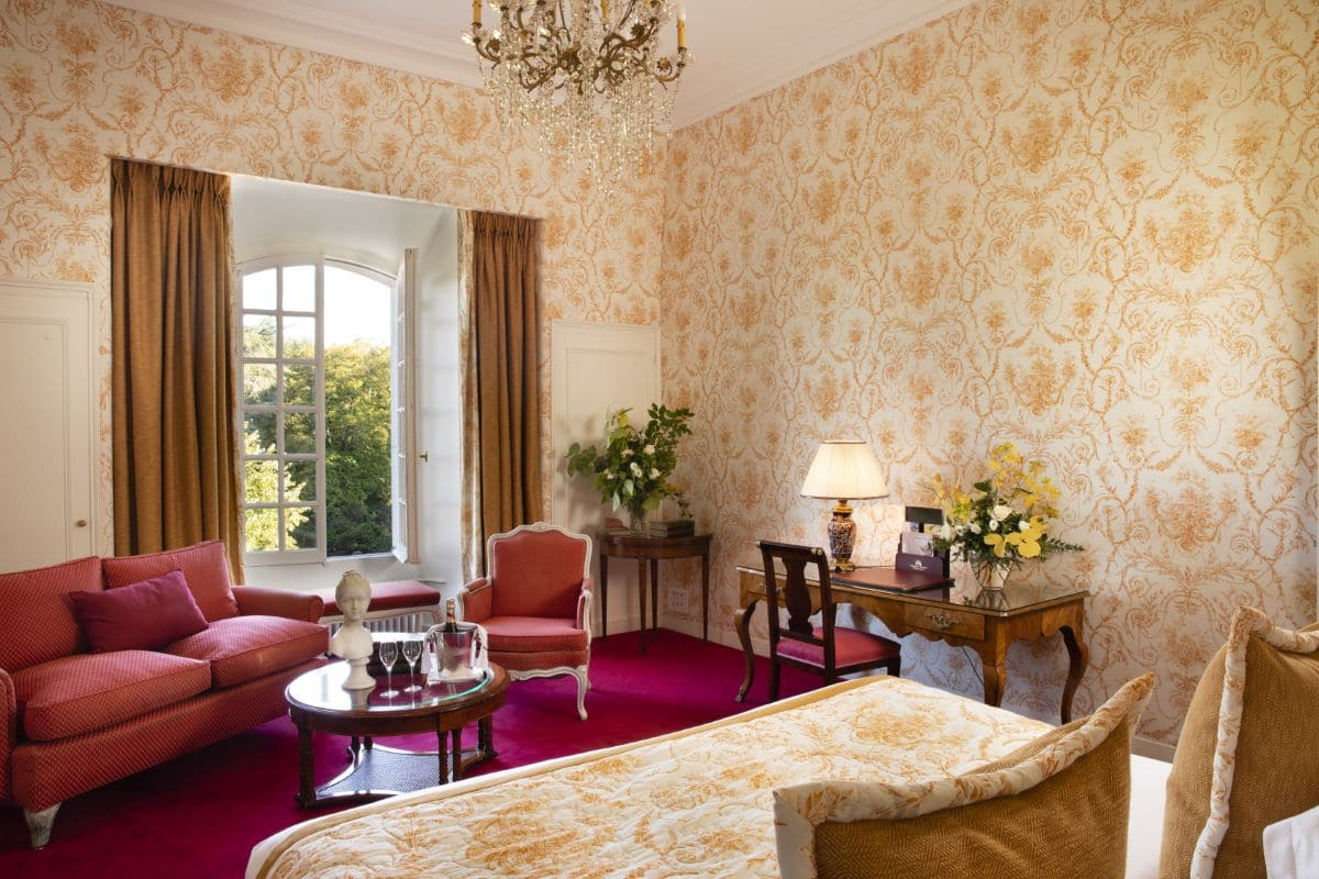 Junior Suite Chateau d'Artigny