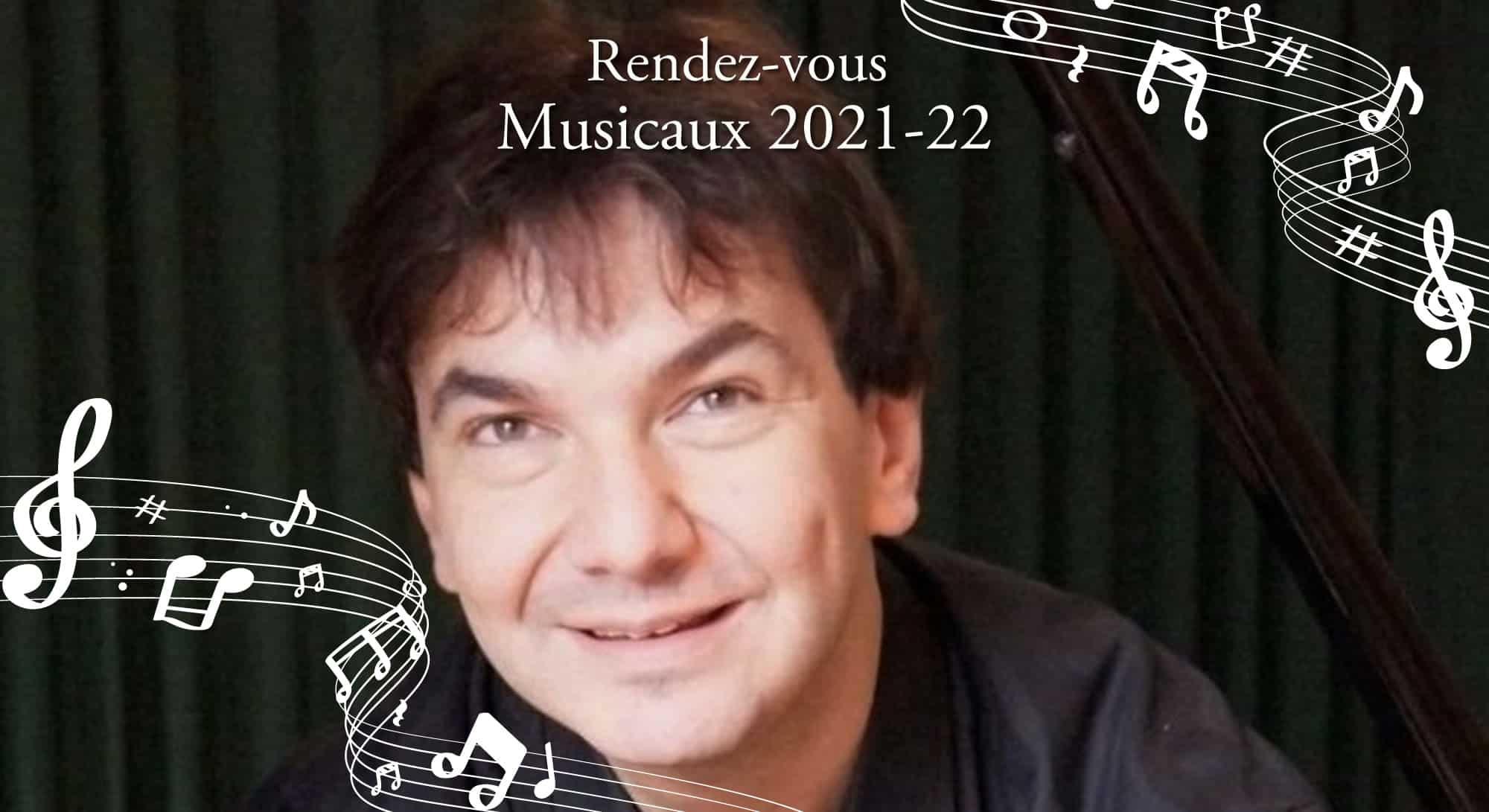 Eric Astoul en concert au Château d'Artigny