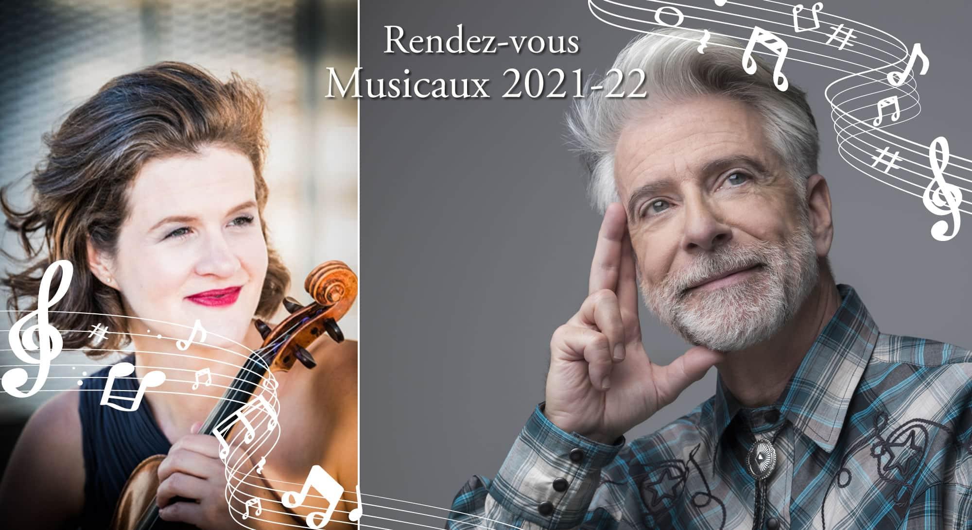 Concert en Touraine Elsa GRETHER, violon David LIVELY, piano