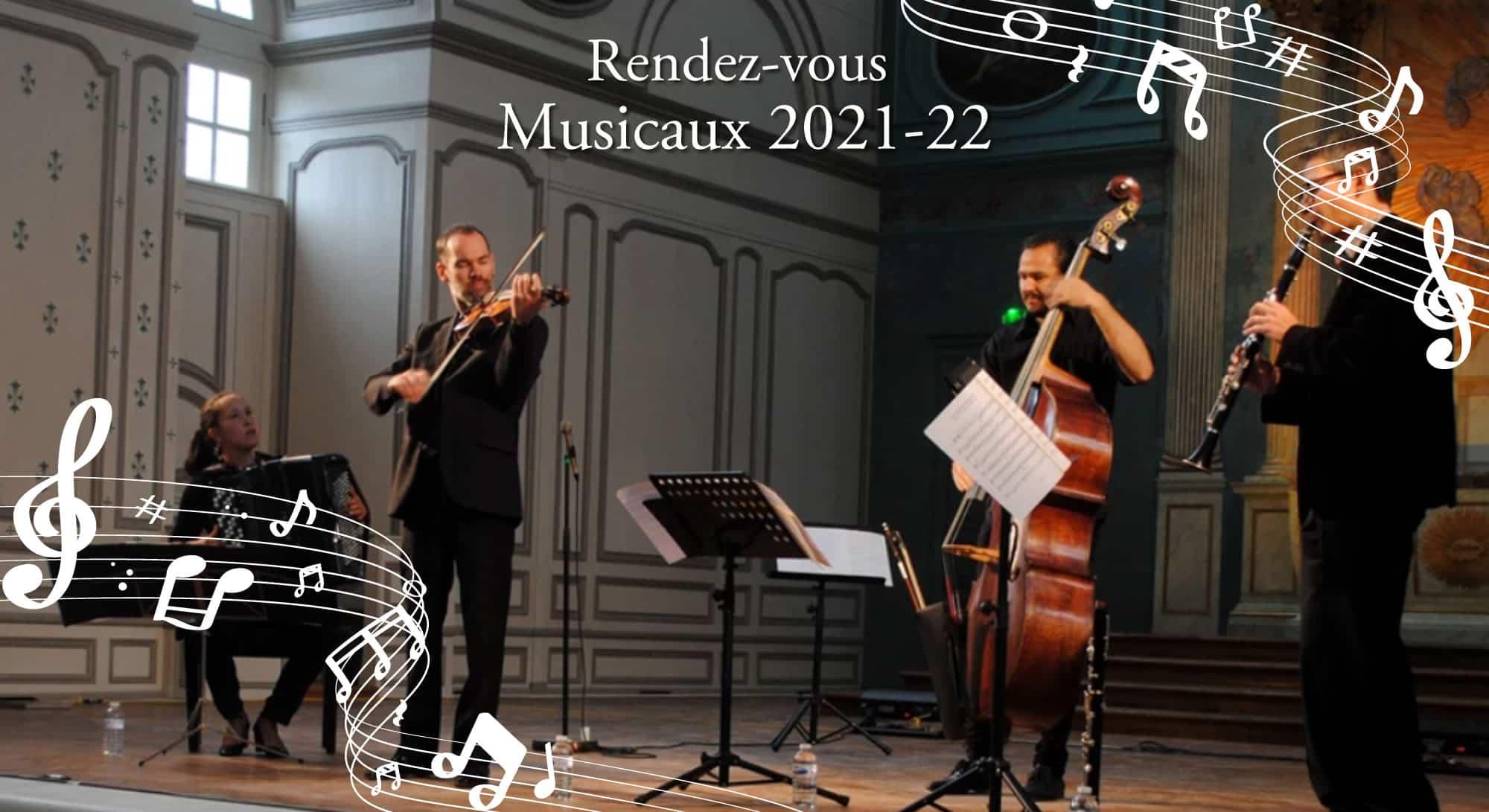 Concert musiques tzigane en Val de Loire