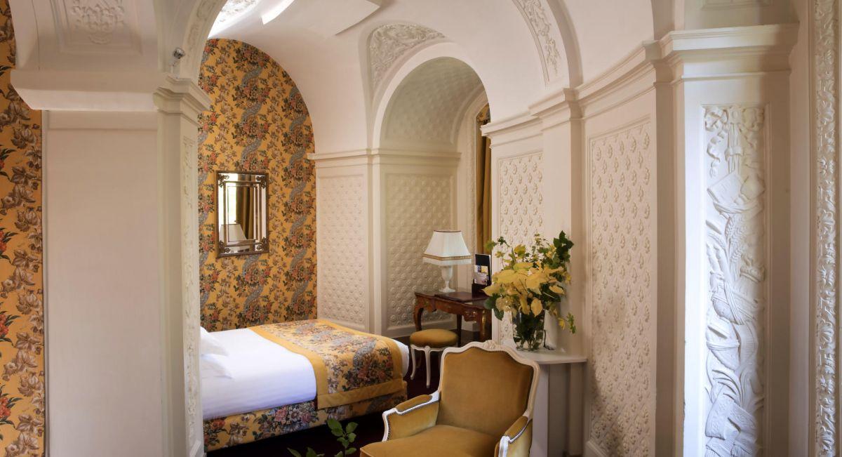 Zimmer hote Chateau d'Artigny