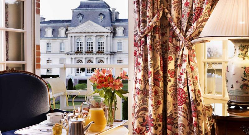 romantic stay Loire Valley