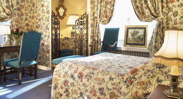 Chambre Supérieure Chateau d'Artigny