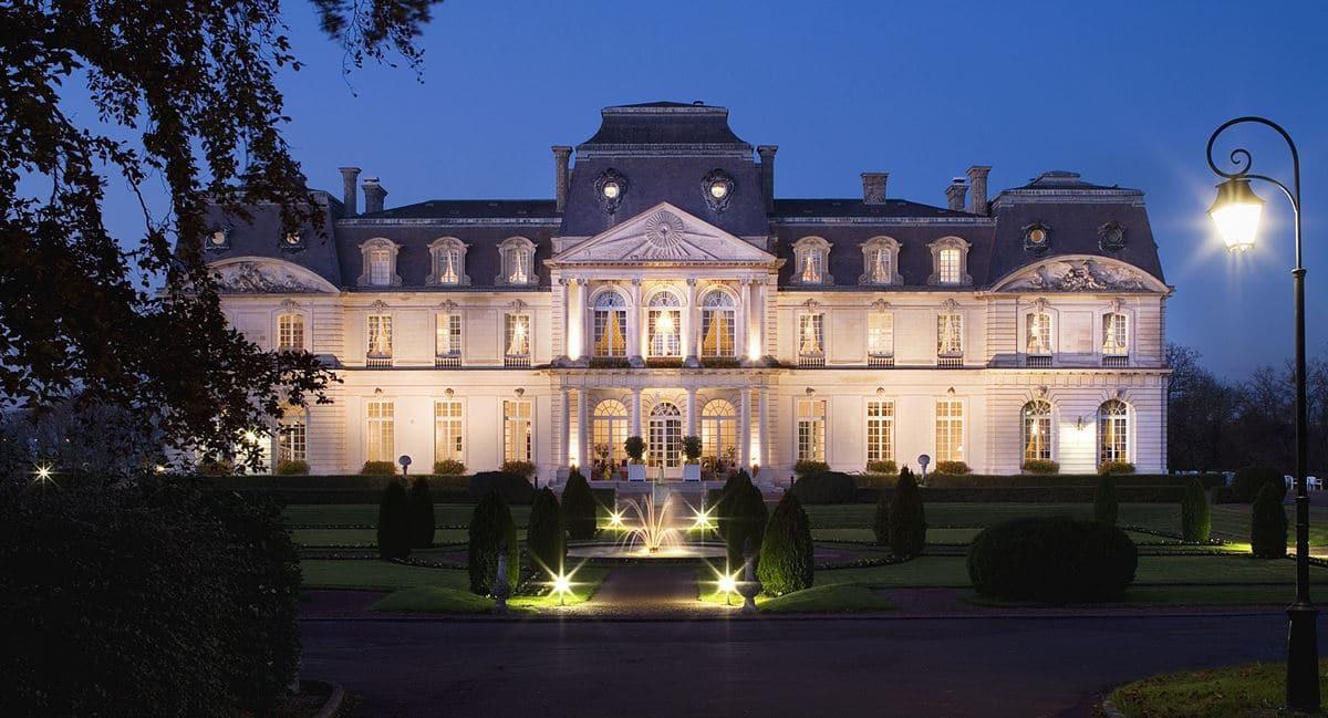 Soirée musicale au château d'Artigny - Touraine
