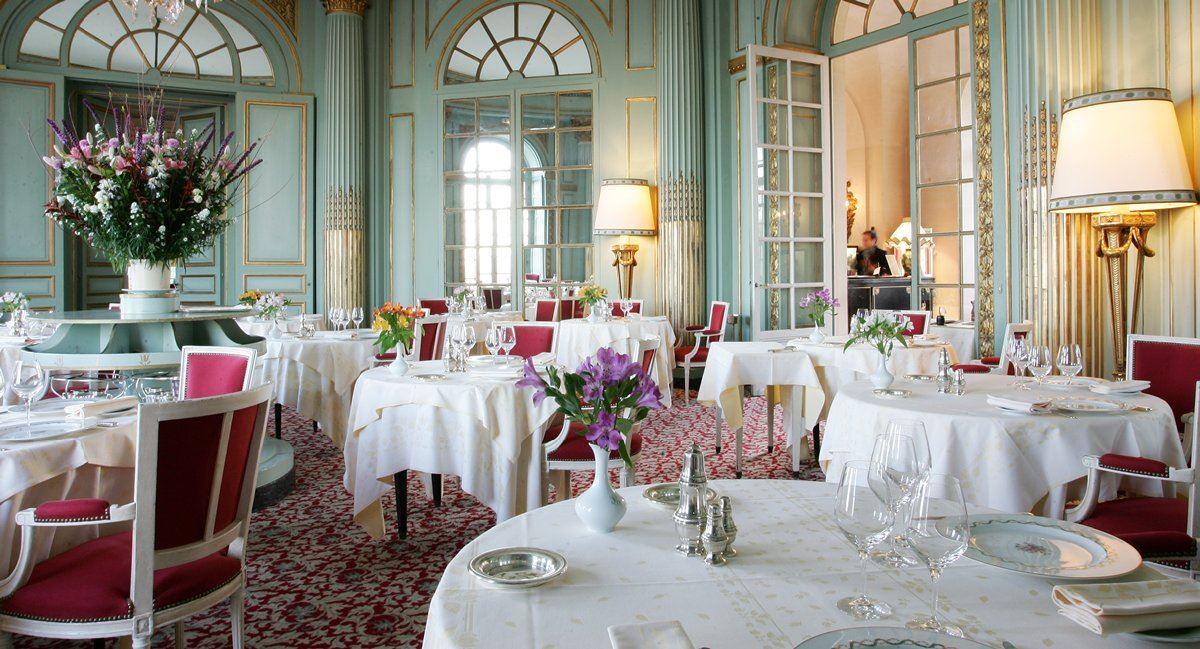 Restaurant l'Origan du château d'Artigny