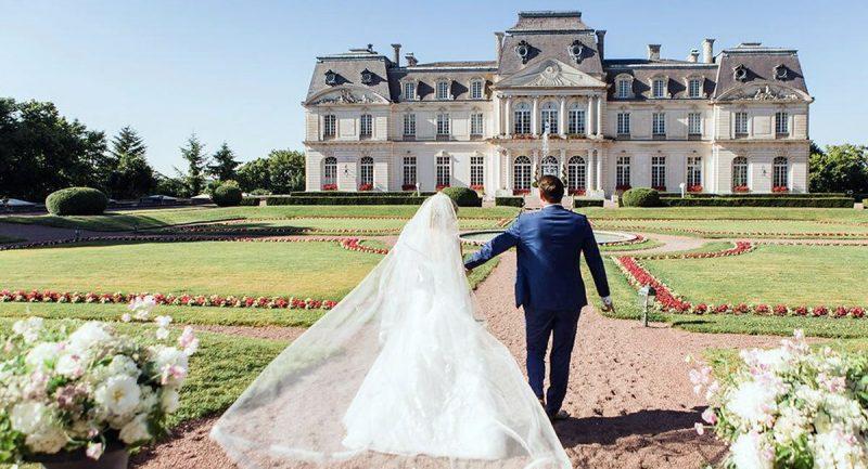 matrimonio Castello Valle della Loira
