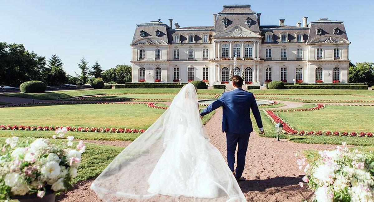 Mariage au Château d'Artigny