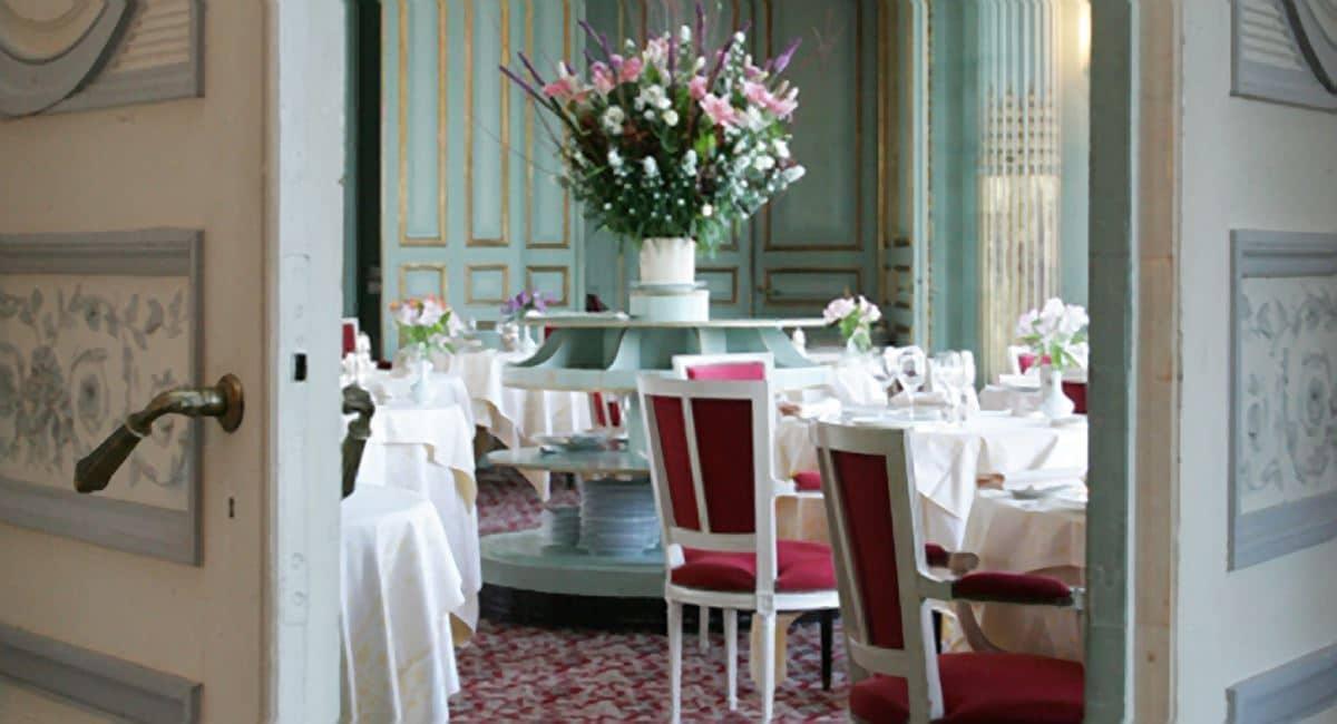 Restaurant L'Origan : Chef Hervé Guttin