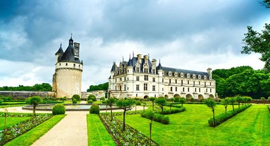 chateaux Vallée de la Loire