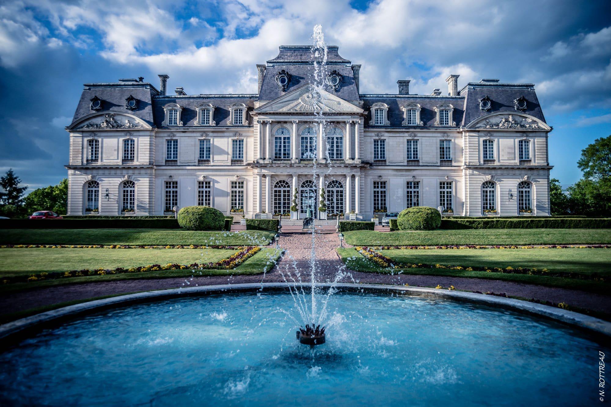 Séjour en famille Chateau d'Artigny