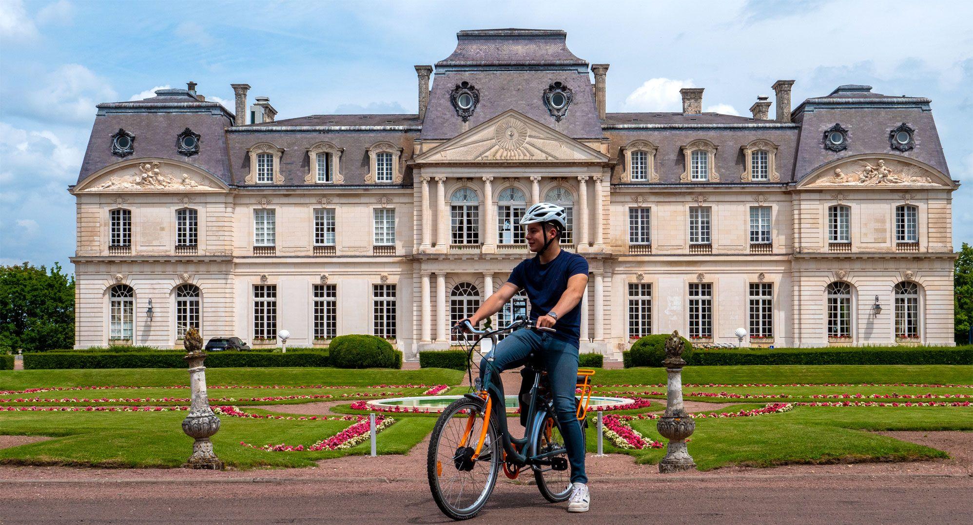 L'Indre ou la Loire à vélo