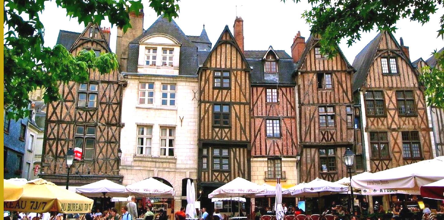Place Plumereau - Tours