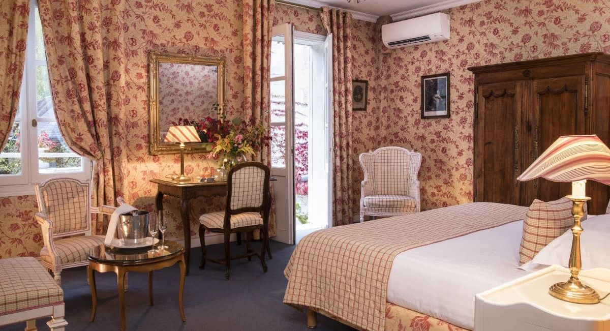 Hotel Amboise Chambre Deluxe