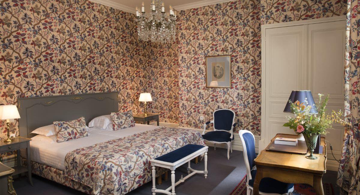Hotel Amboise chambre charme