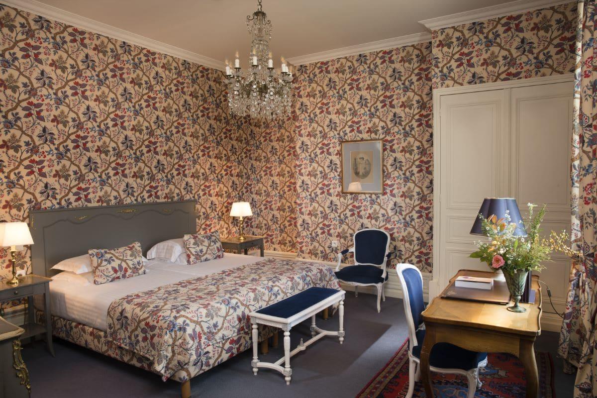 Zimmer Superior - Le Choiseul - Amboise