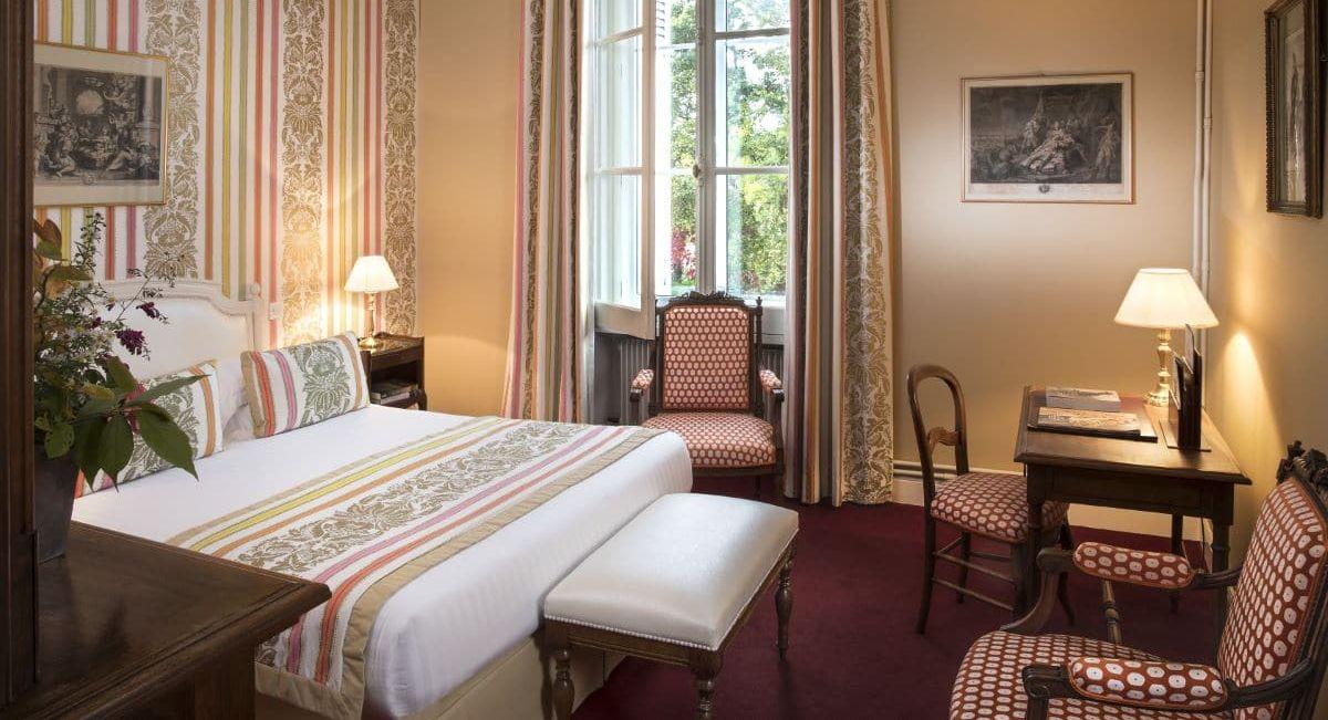Hotel Amboise chambre tradition