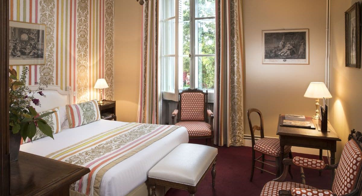 Hotel Amboise chambre tradition
