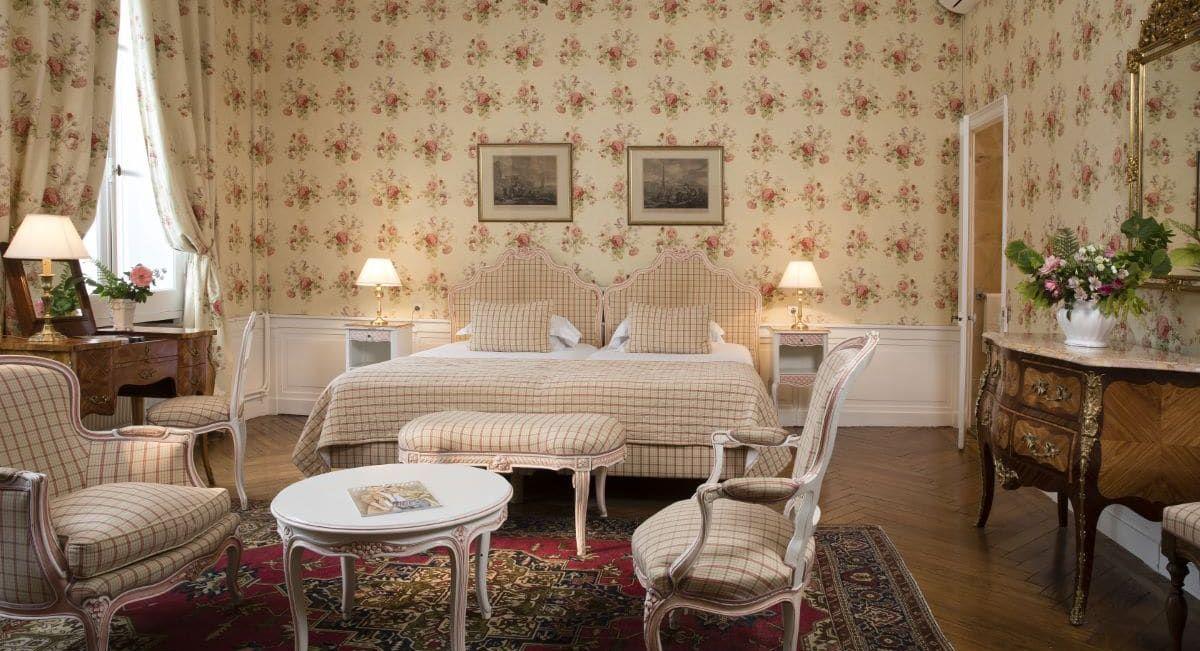 Hotel Amboise Junior Suite
