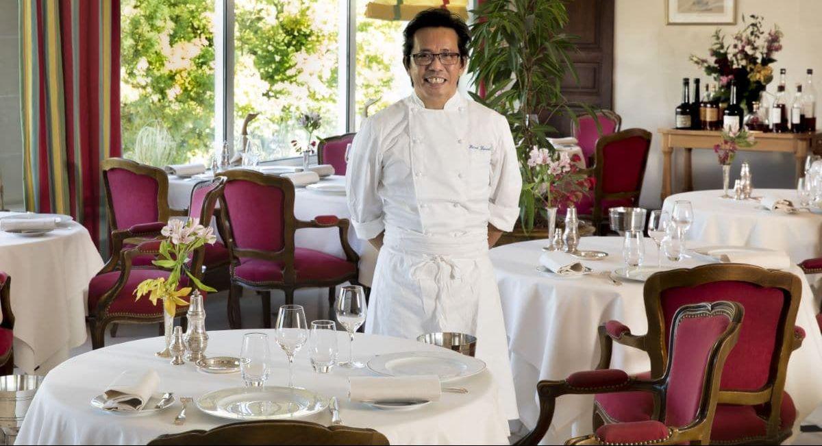restaurant le Choiseul Amboise