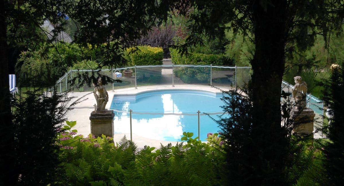 Hotel mit Pool - Amboise
