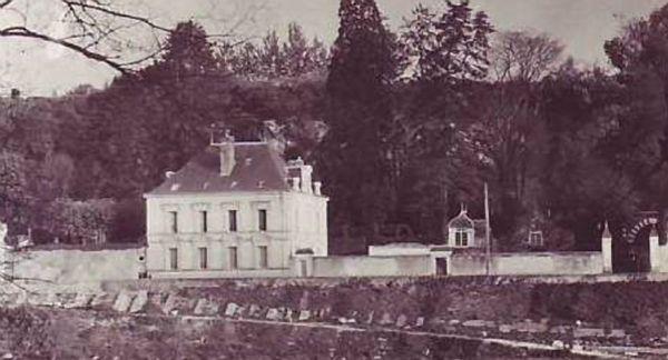 Histoire le Choiseul Amboise