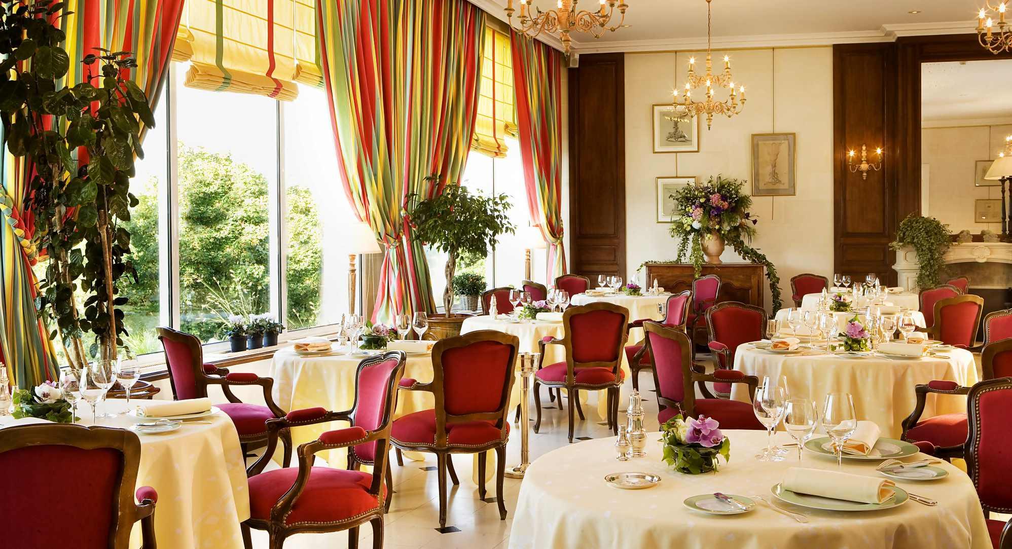 Restaurant vue sur Loire - Amboise