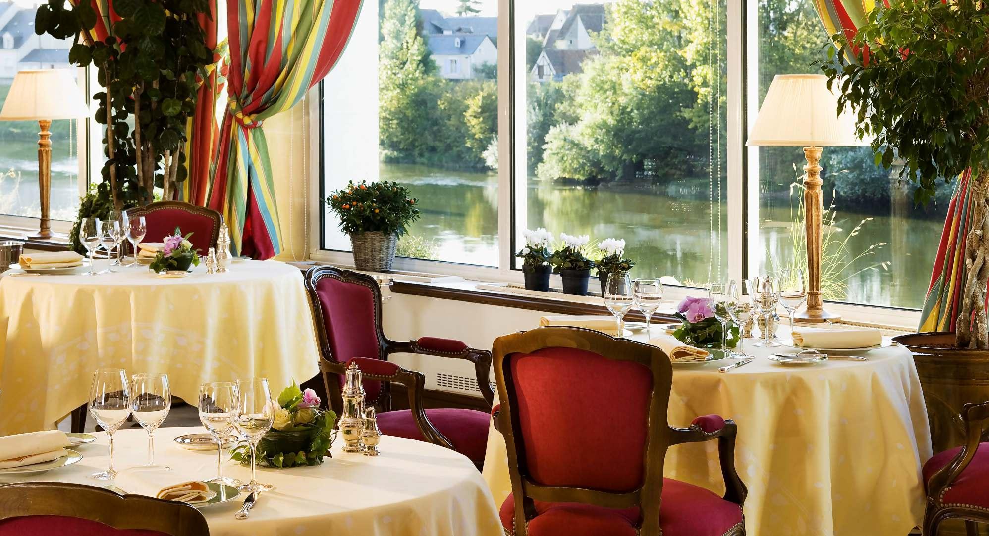 Restaurant le 36 à Amboise