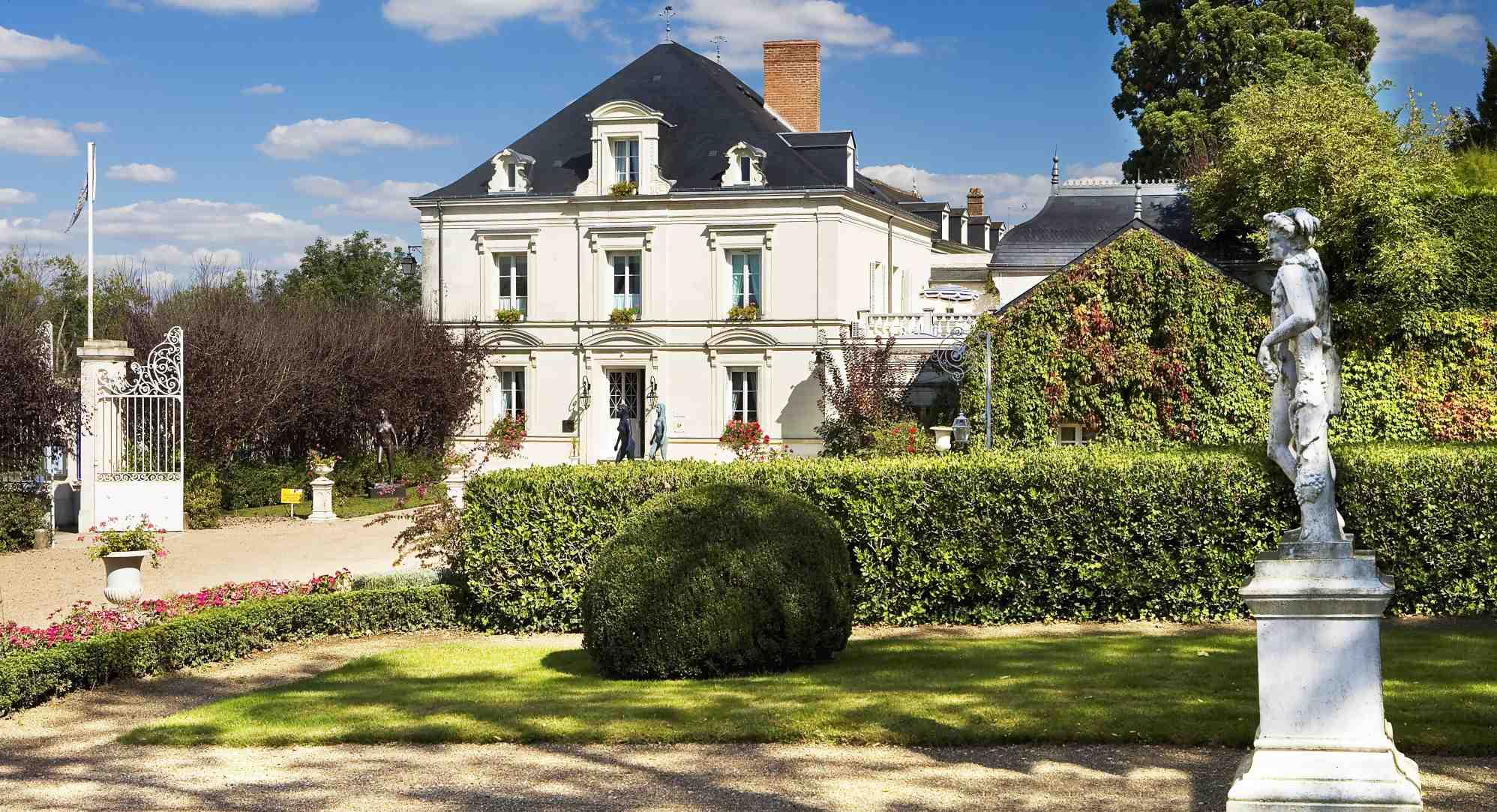 hotel le Choiseul Amboise