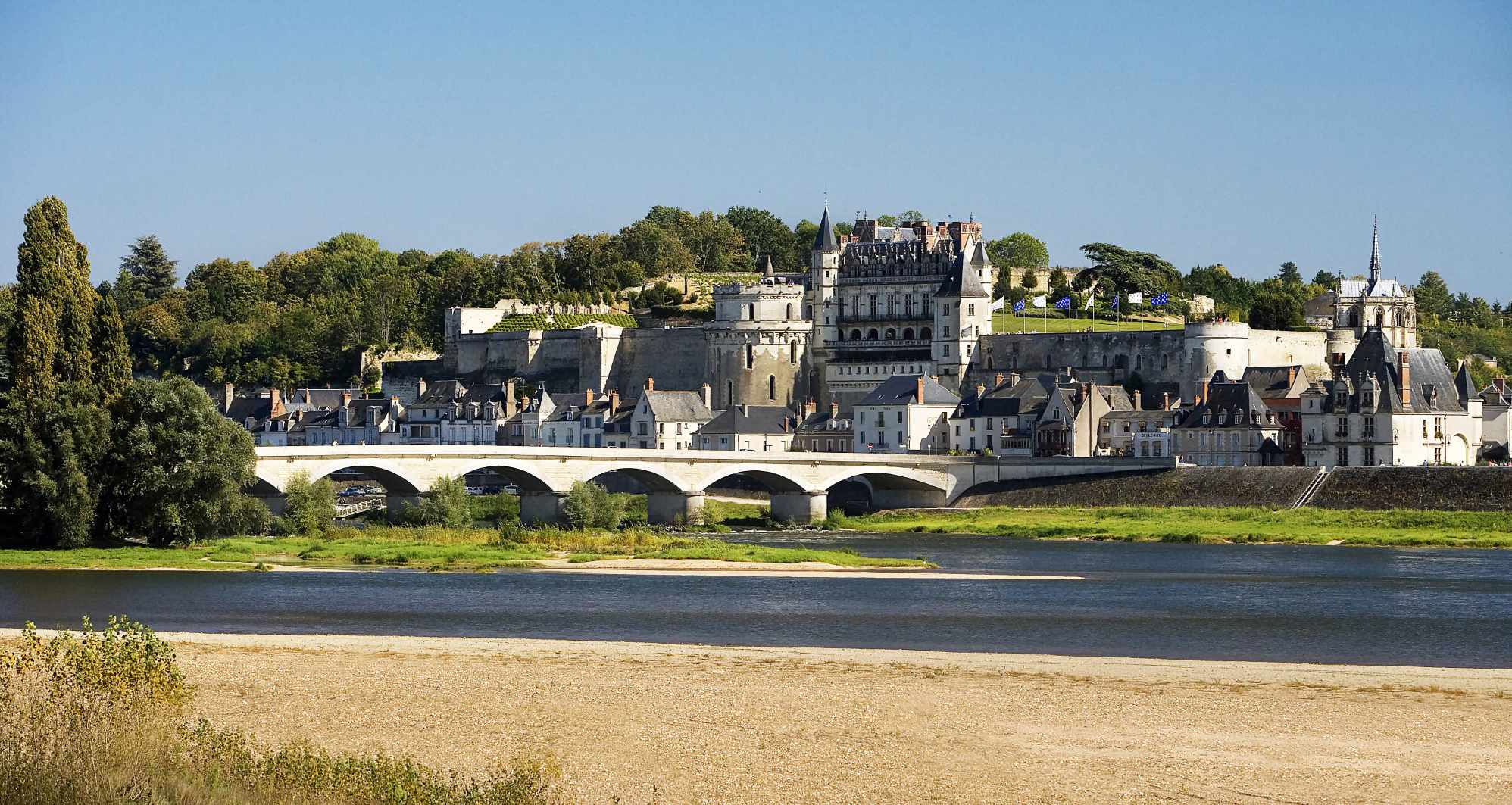 Summer promotion in Amboise