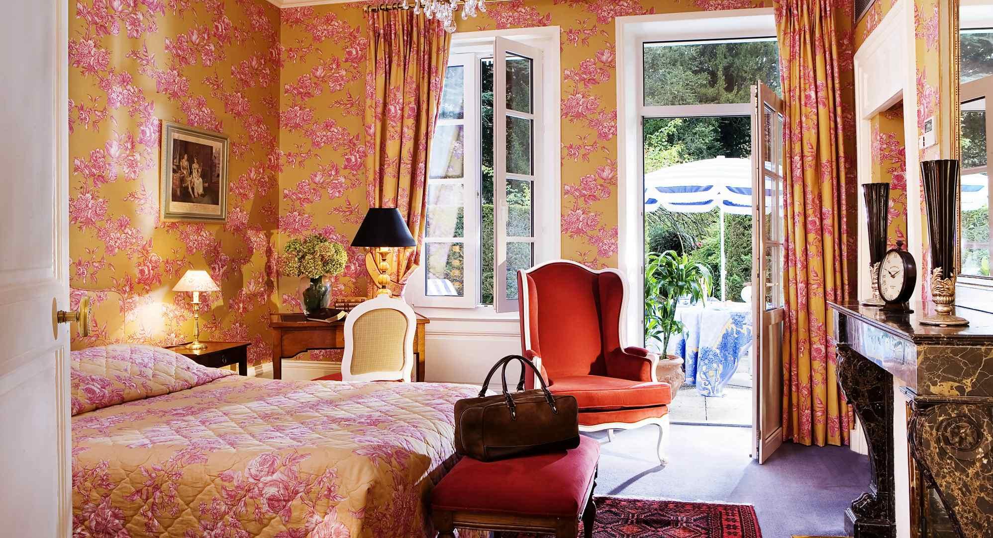 Chambre sur jardin Le Choiseul - Amboise