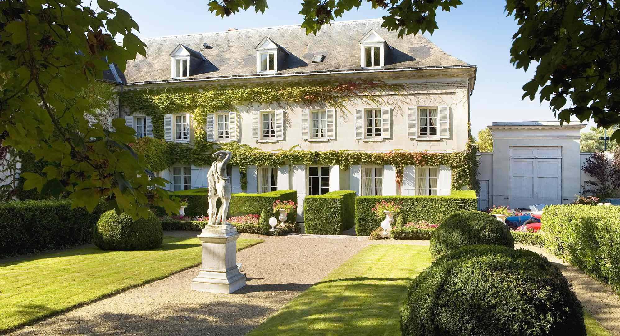 hotel 4 étoiles Amboise