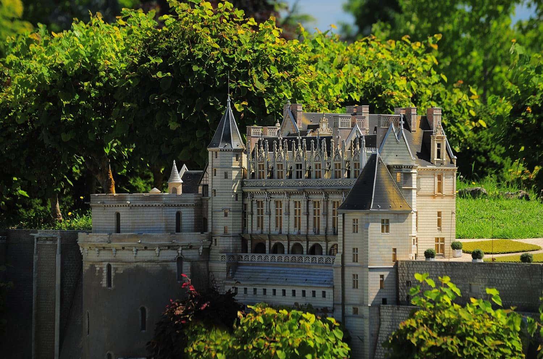 La France miniature Vallée de la Loire
