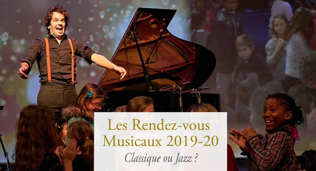 Musical Week-ends Burgundy - classic or jazz