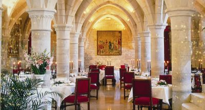 Gastronomic restaurant in Burgundy