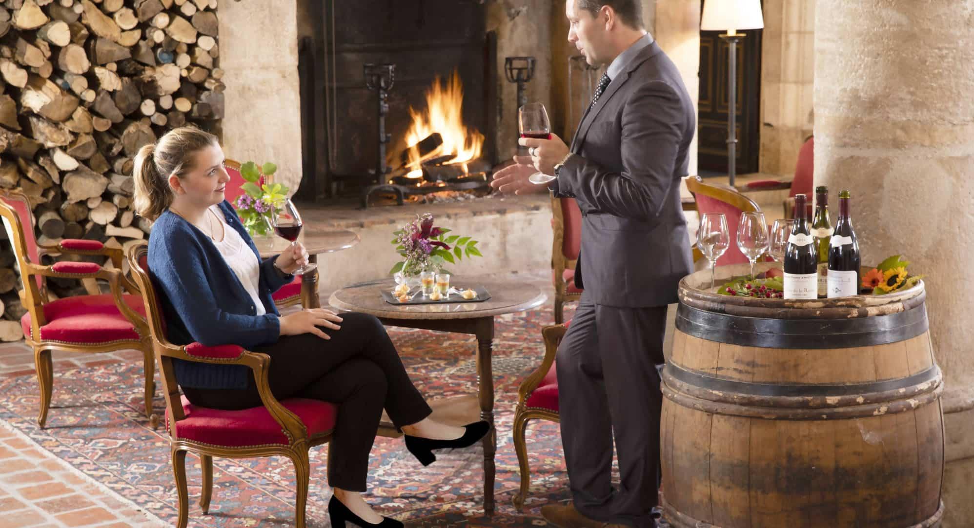séjour romantique Bourgogne