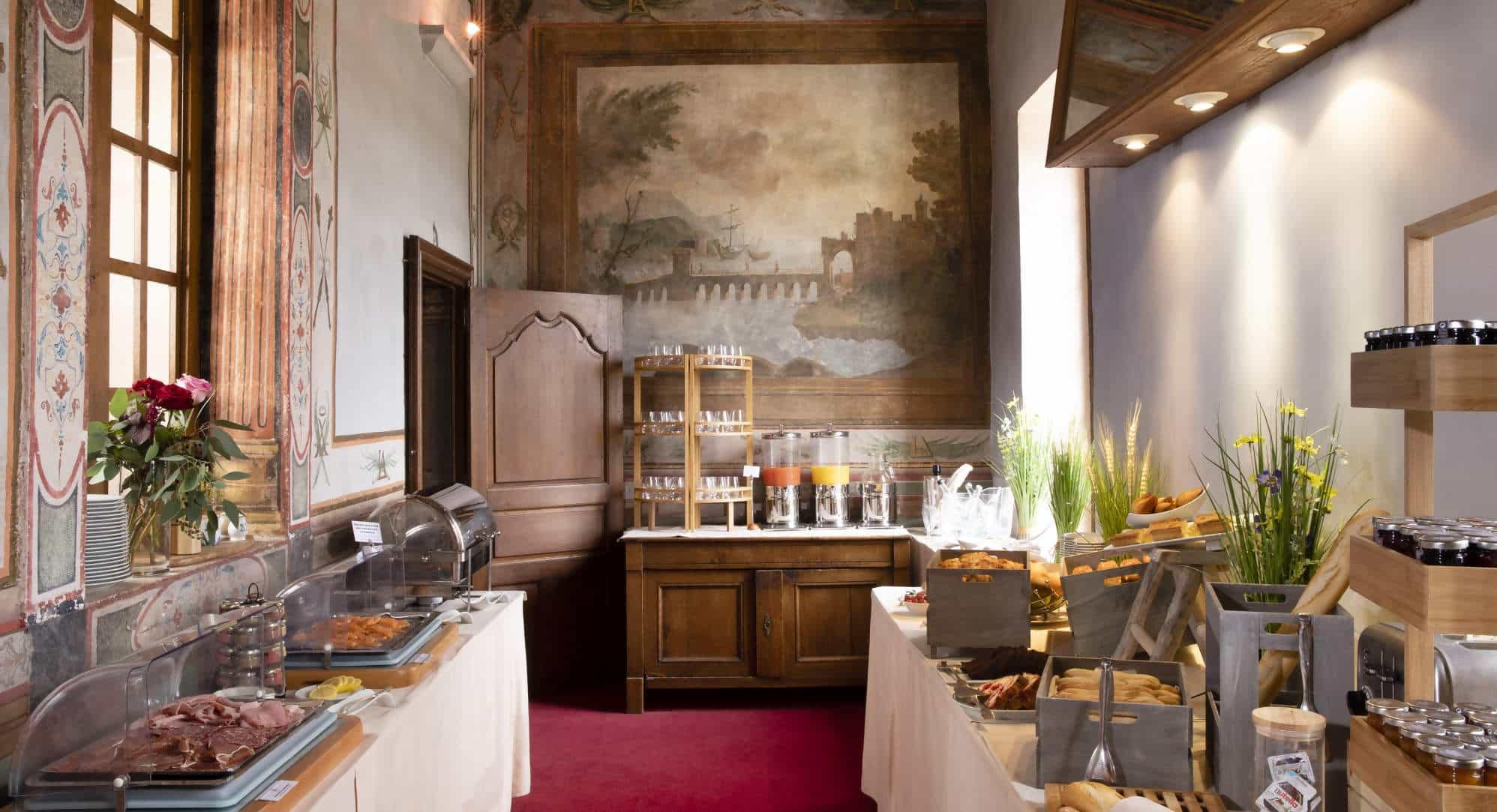 Offre de printemps chateau de gilly h tel et restaurant - Cuisine discount dijon ...