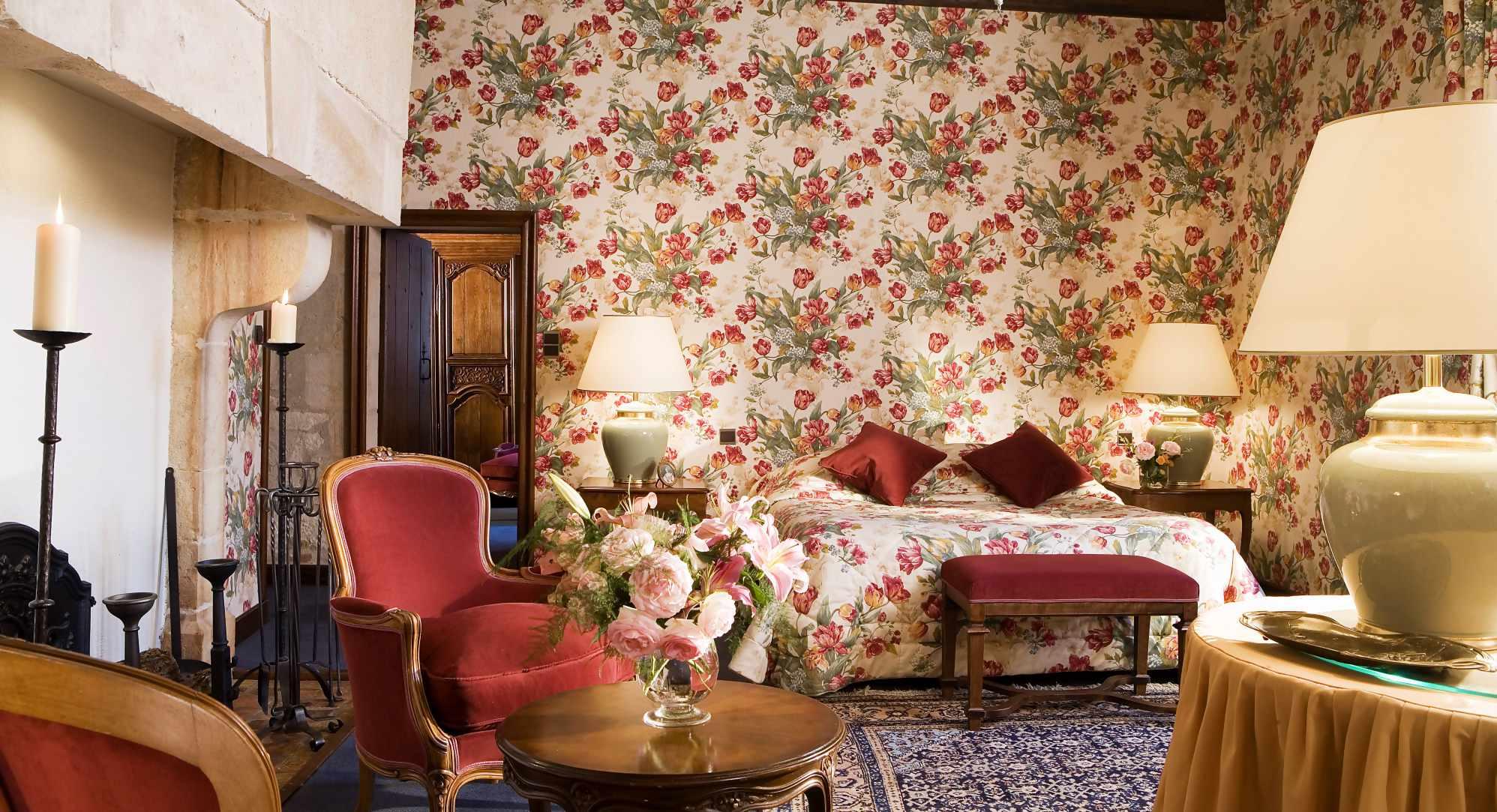 Suite Chateau de Gilly Bourgogne