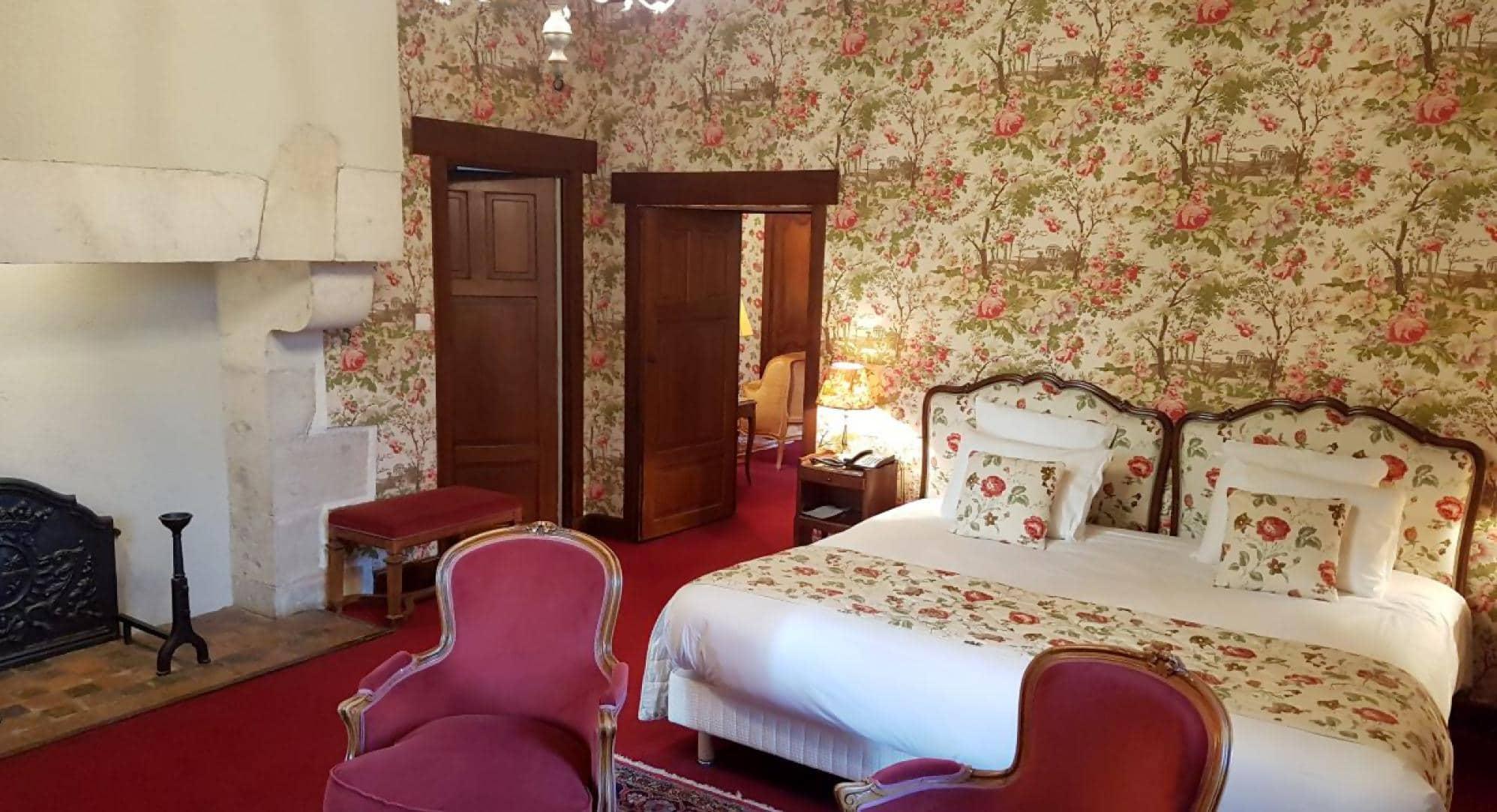 Zimmer und Suiten - Chateau de Gilly Burgund
