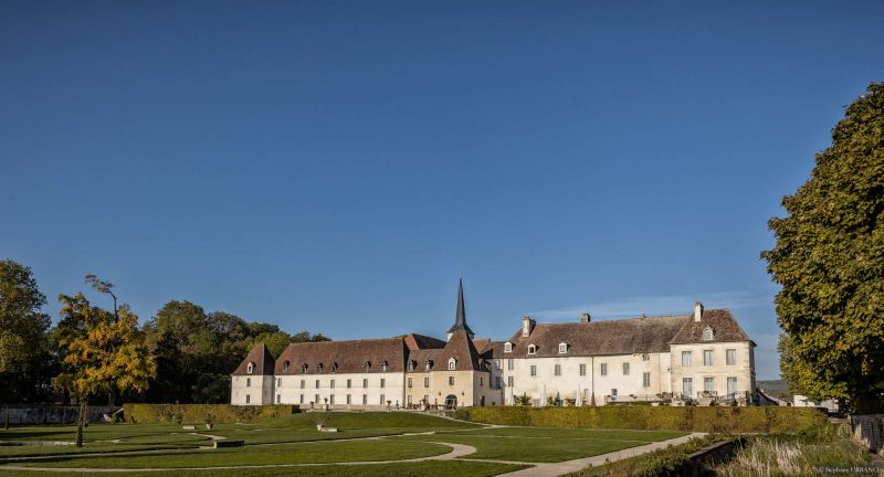 hotel chateau de Gilly Bourgogne