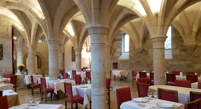 restaurant Chateau de Gilly
