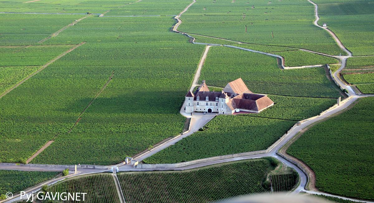 Clos Vougeot - Burgund
