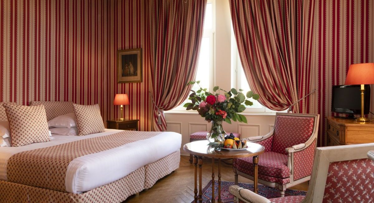 Junior Suite Chateau de l'Ile