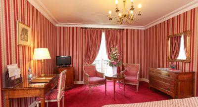 Château hotel en Alsace