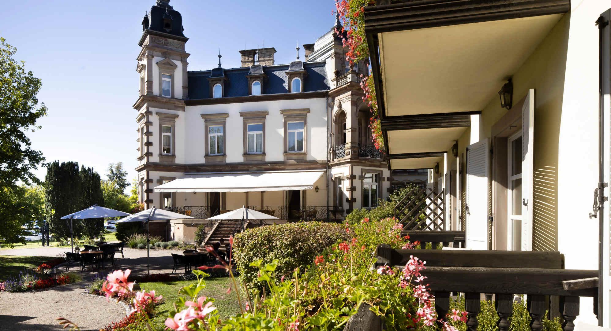 hotel Château de l'Ile Strasbourg