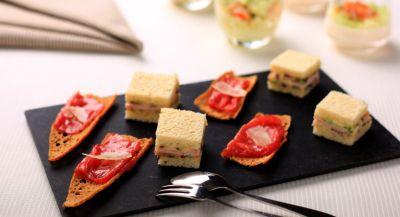 Déjeuner en Terrasse en Alsace