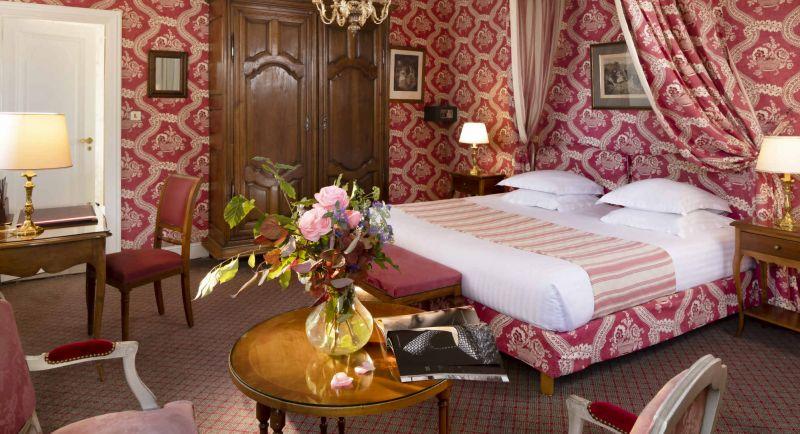 Zimmer Chateau de l'Ile