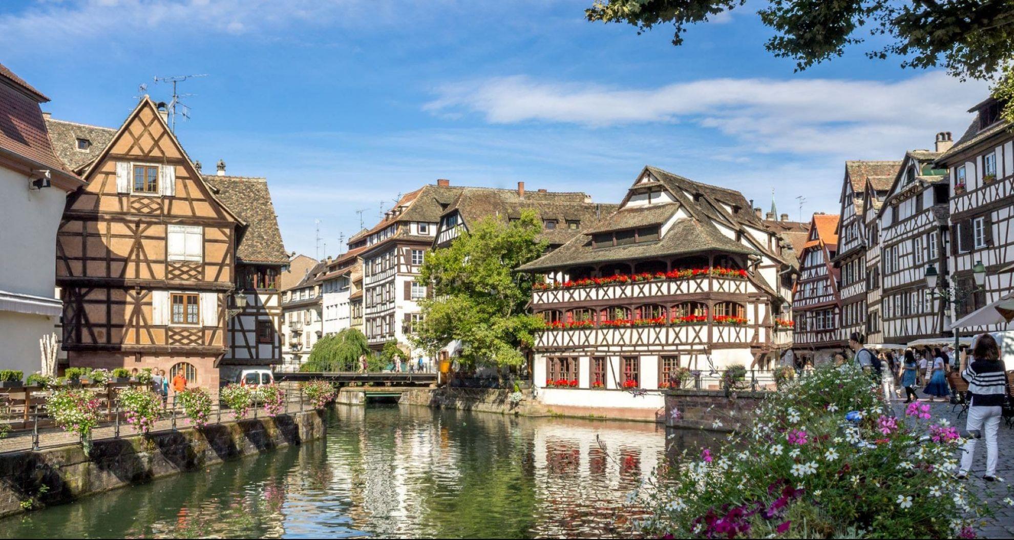 Tourisme à Strasbourg