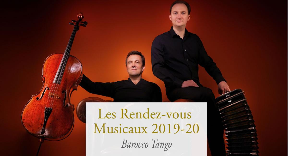 Barocco Tango - Concert au château d'Isenbourg