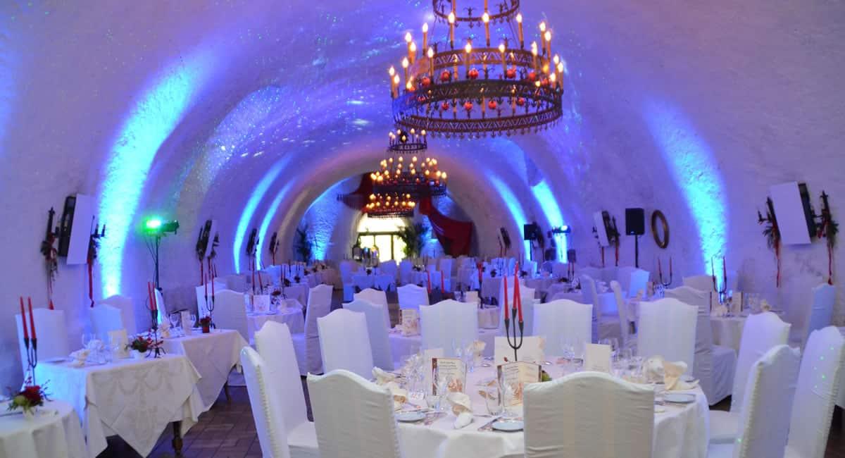 réception Chateau d'Isenbourg