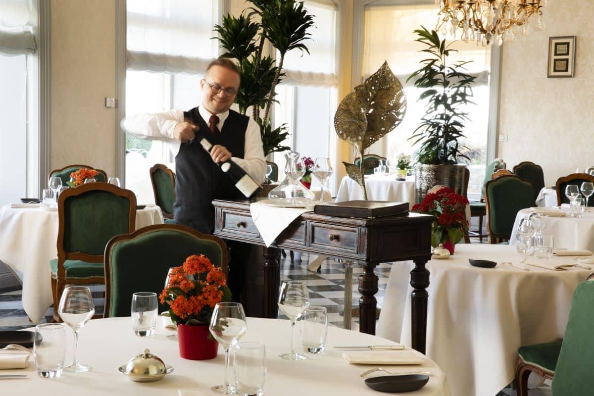 restaurant Chateau d'Isenbourg